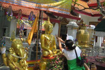 Wat Prathat Doi suthep, Chiang May, Thailand