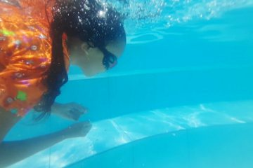 Pentingnya bisa berenang